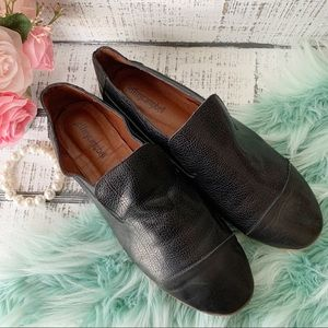 Jeffrey Campbell Bryant pebbles leather loafers 10